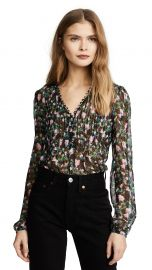 Veronica Beard Lowell Blouse at Shopbop