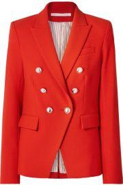Veronica Beard - Miller Dickey cady jacket at Net A Porter