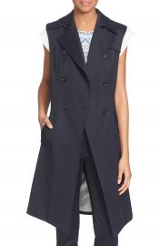 Veronica Beard  Socal Trench  Vest at Nordstrom
