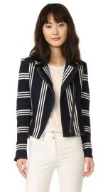 Veronica Beard Bailey Moto Jacket at Shopbop