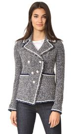 Veronica Beard Carroll Portrait Neckline Jacket at Shopbop