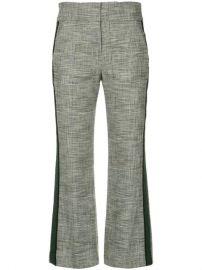 Veronica Beard Cormac Trousers - Farfetch at Farfetch