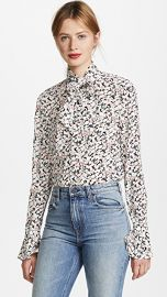 Veronica Beard Gamble Blouse at Shopbop