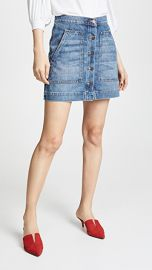 Veronica Beard Jean Getty Skirt at Shopbop