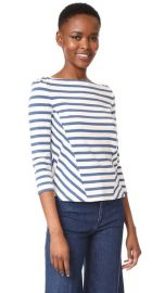 Veronica Beard Lincoln Boat Neck Top at Shopbop