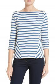 Veronica Beard Lincoln Mariner Top at Nordstrom