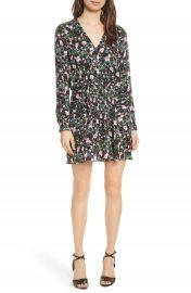 Veronica Beard Naomi Floral Print Silk Dress at Nordstrom