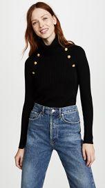 Veronica Beard Pearson Button Sweater at Shopbop