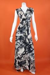 Veronica Lake Maxi dress at Matrushka