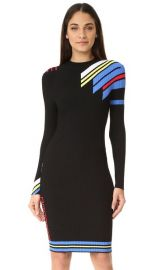 Versace Long Sleeve Dress at Shopbop