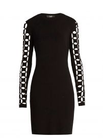 Versus Cutout Sleeves Dress at Matches