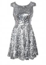 Very similar sequin dress at Delias at Delias