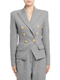 Veste 6 Double-Breasted Blazer at Saks Fifth Avenue