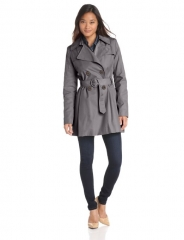 Via Spiga Rain Trench Coat at Amazon