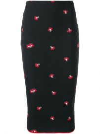 Victoria Beckham Floral Pencil Skirt  755 - Shop SS18 Online - Fast Delivery  Price at Farfetch