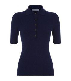 Victoria Beckham Polo Shirt at Harrods