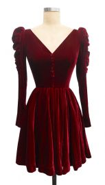 Victorian Mini Dress at Trashy Diva