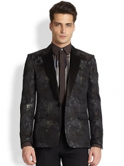 Viktor and Rolf - Lurex Jacquard Sportcoat at Saks Fifth Avenue