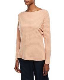 Vince Self-Tie Back Dolman Sweater at Neiman Marcus