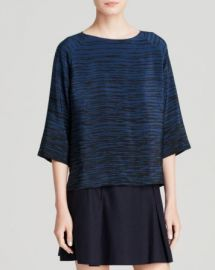 Vince Blouse - Raglan Silk at Bloomingdales