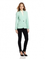 Vince Camuto Inverted Notch Blazer at Amazon