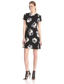 Vince Camuto Small Duet Floral Dress at Amazon