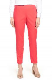 Vince Camuto Stretch Cotton Skinny Pants at Nordstrom