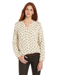Vince Camuto paisley shirt at Amazon
