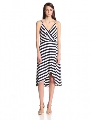 Vince Camuto striped dress at Amazon