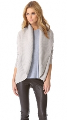 Vince Circle Cardigan at Shopbop