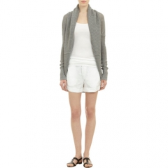 Vince Circle Cardigan at Barneys