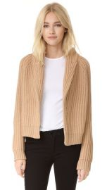 Vince Crop Cardigan Sweater at Shopbop