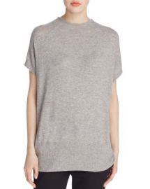 Vince High Neck Cashmere Sweater at Bloomingdales