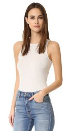 Vince High Neck Tank at Shopbop