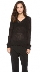 Vince Open Knit Sweater at Shopbop
