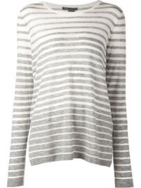 Vince Striped Sweater - Zoe Fashion at Farfetch