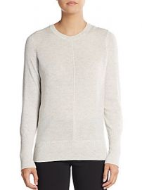Vince Wool and Cashmere Raised Seam Sweater at Saks Off 5th