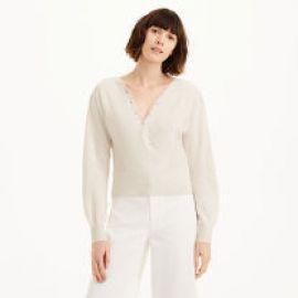 Vindaya Cashmere Sweater at Club Monaco
