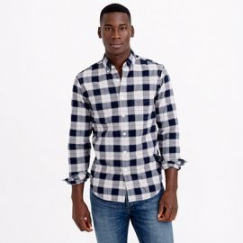 Vintage Oxford Shirt at J. Crew