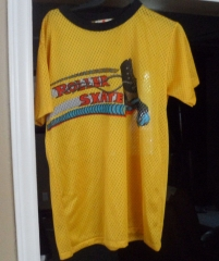 Vintage Roller Skate Shirt at eBay