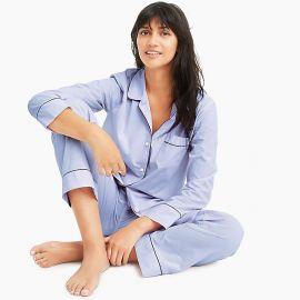Vintage pajama set at J. Crew