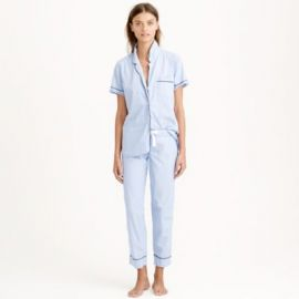 Vintage short-sleeve pajama set at J. Crew