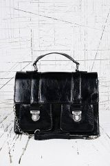 Vintage style satchel at Urban Outfitters