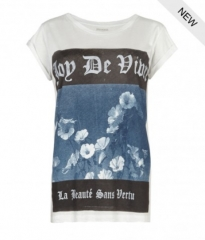 Virtue Boyfriend Tee at All Saints