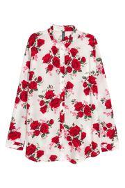 Viscose Shirt  at H&M