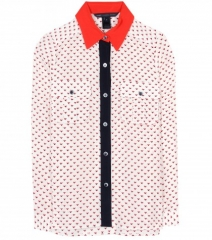 Vivie Heart Print Shirt by Marc by Marc Jacobs at My Theresa