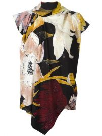 Vivienne Westwood Anglomania  Printed Top - O  39 at Farfetch