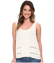 Volcom Market Street Cami Top Cream at 6pm
