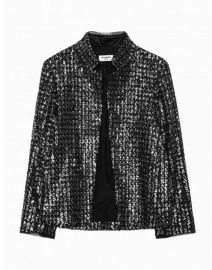 Volly Sequin Deluxe Jacket  at Zadig & Voltaire