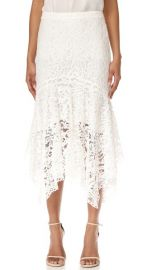 WAYF Ghita Lace Skirt at Shopbop